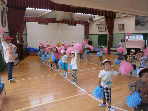 運動会練習 うさぎのサムネイル画像