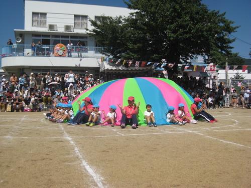 運動会 バルーンのサムネイル画像
