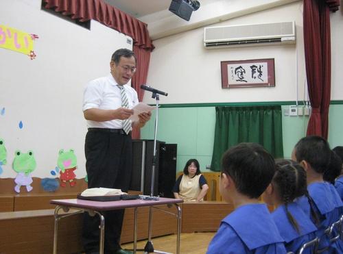 H28 6・7月誕生会 鈴木先生.jpgのサムネイル画像