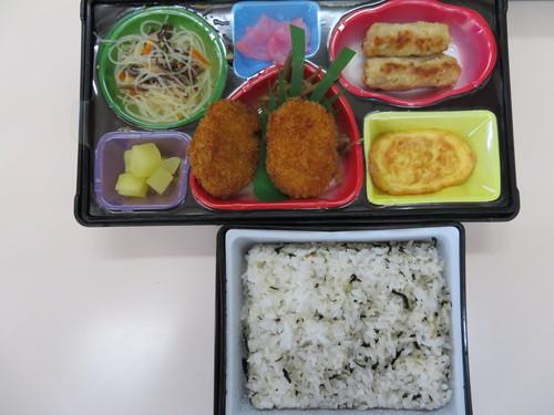 給食試食会(うさぎ組)のサムネイル画像