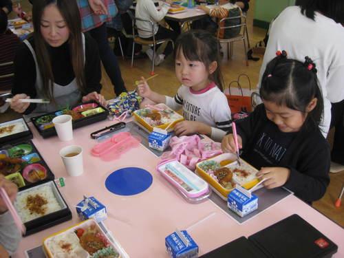 給食試食会3のサムネイル画像
