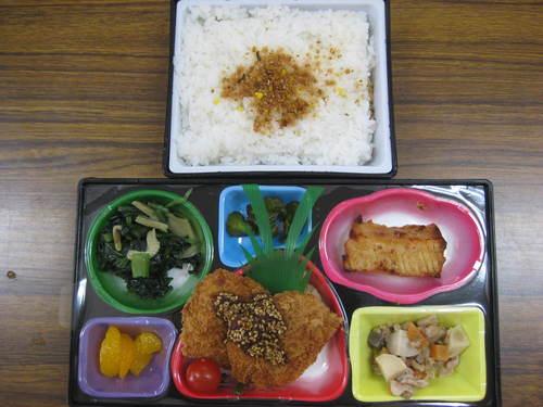 給食試食会1のサムネイル画像