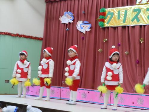 H29 クリスマス祝会1のサムネイル画像