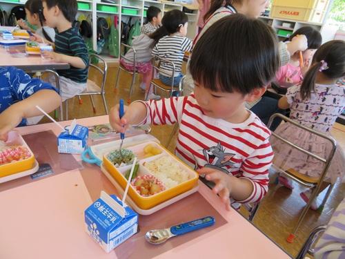 2019給食初日 (2).jpgのサムネイル画像