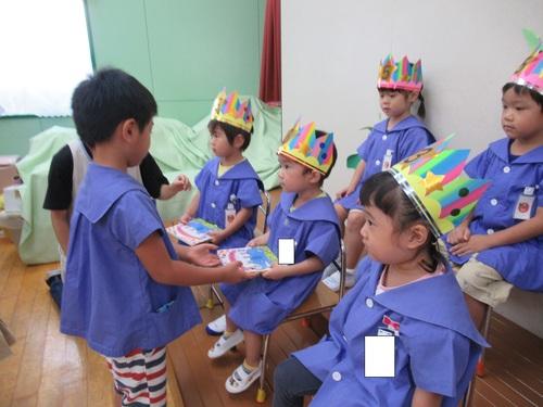 2019.8.9月誕生会.JPGのサムネイル画像