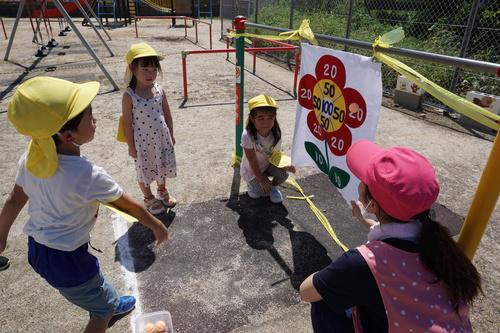 夏まつりごっこうさぎ➀.JPGのサムネイル画像