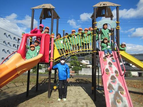 きりん組 グループ園外保育⑧.jpgのサムネイル画像
