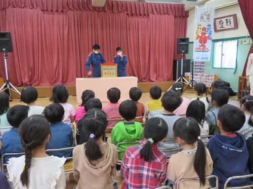 きりん組 防災教室.jpgのサムネイル画像
