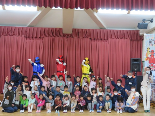 きりん組 防災教室5.jpgのサムネイル画像